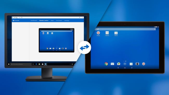 TeamViewer на PC и Android