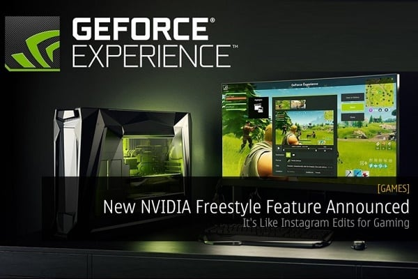 Картинка New NVIDIA Freestyle