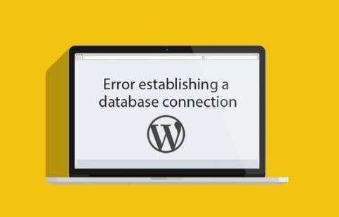 Заставка Error Establishing