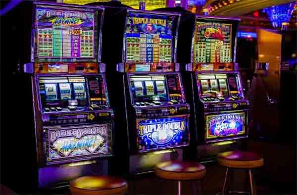 Автоматы в казино