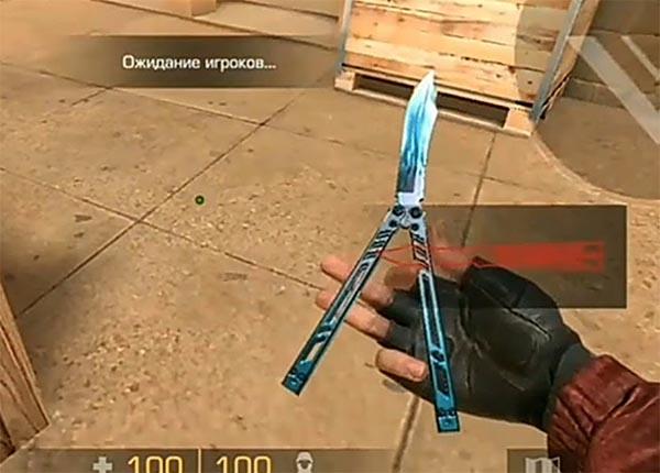 Уникальный нож
