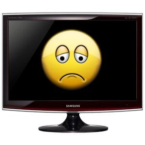Проблемы с монитором