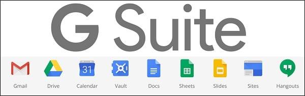 """Проект """"G Suite"""" объединяет различные облачные сервисы"""